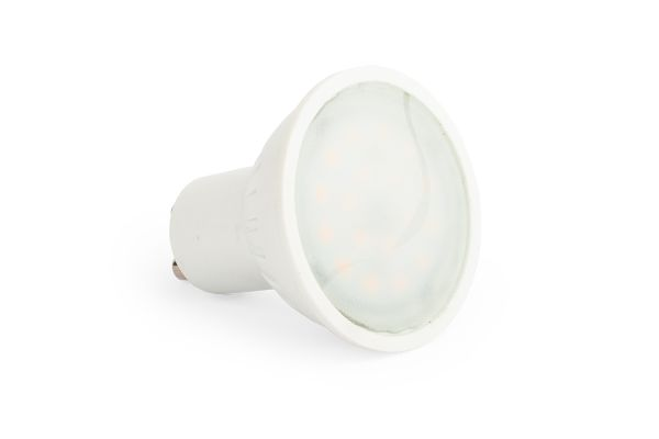 LED ��rovka GU10 6W 600lm tepl�, ekvivalent 55W
