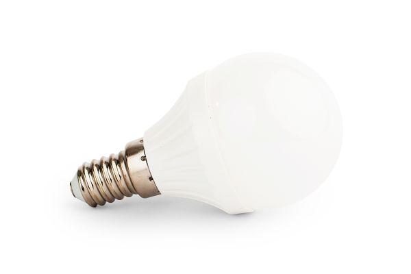 LED ��rovka E14 4W 400lm G45 tepl�, ekvivalent 40W