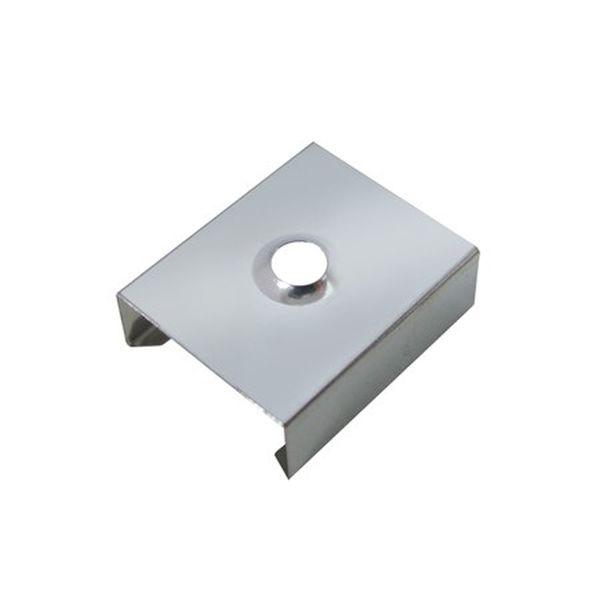 Nerezový držák pro hliníkový profil