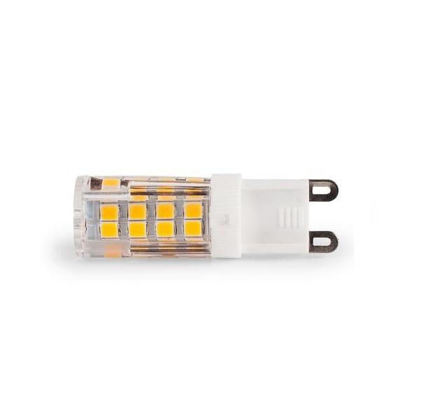 LED žárovka G9 5W 480lm, denní , ekvivalent 45W (keramika)