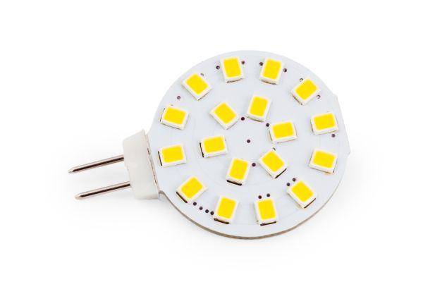 LED ��rovka G4 3,2W 300lm 12V tepl�, ekvivalent  30W