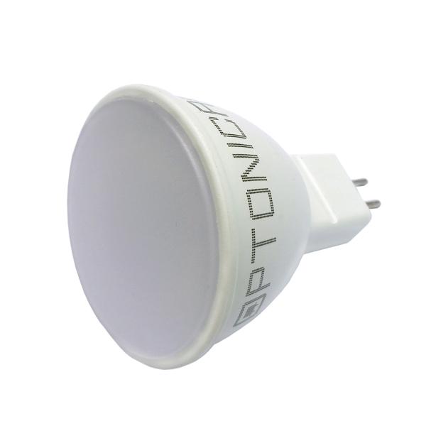 LED žárovka MR16 5W 320lm 12V teplá ekvivalent 30W