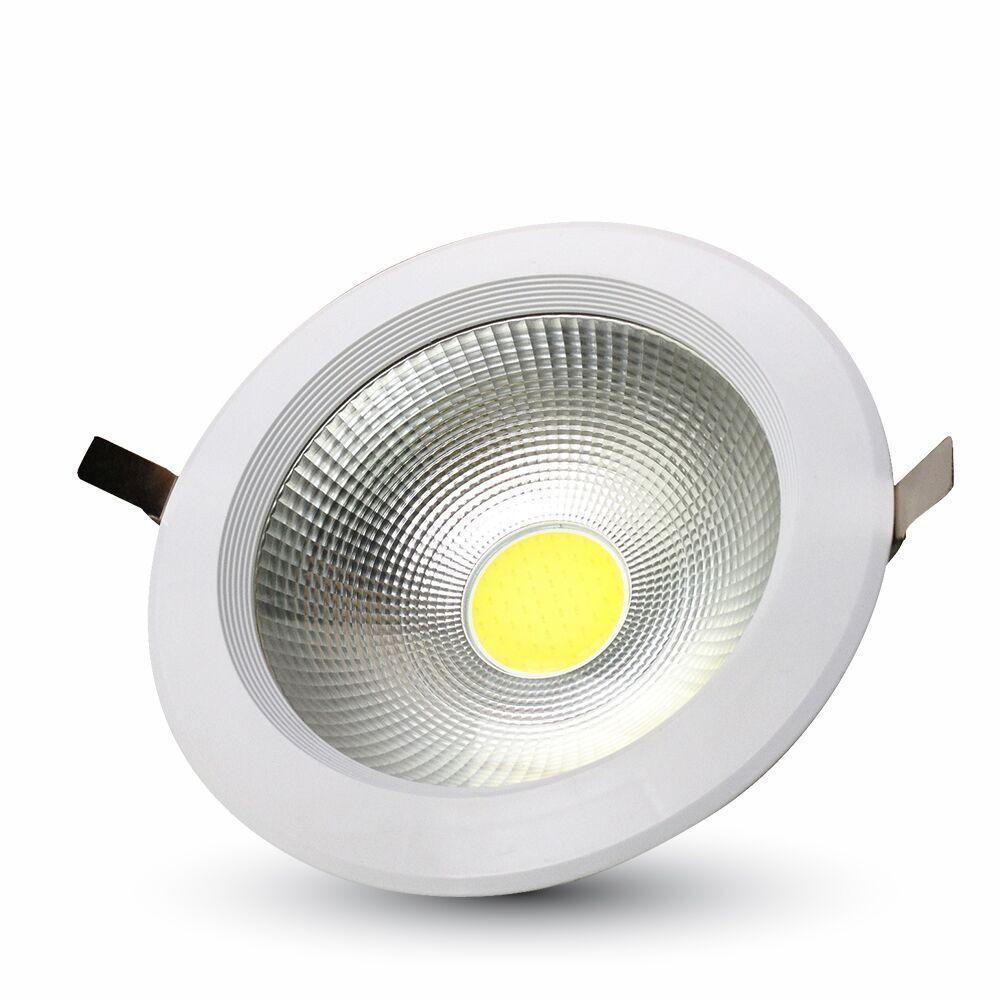 Podhledové LED bodové svítidlo 10W 1200lm teplá bílá