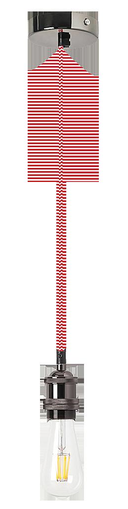Stropní závěs Fixy 1416 bez stínidla