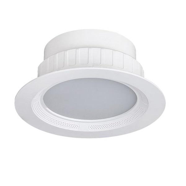 Stmívatelné LED podhledové svítidlo Shea 15W RGB se zabudovaným reproduktorem 1503