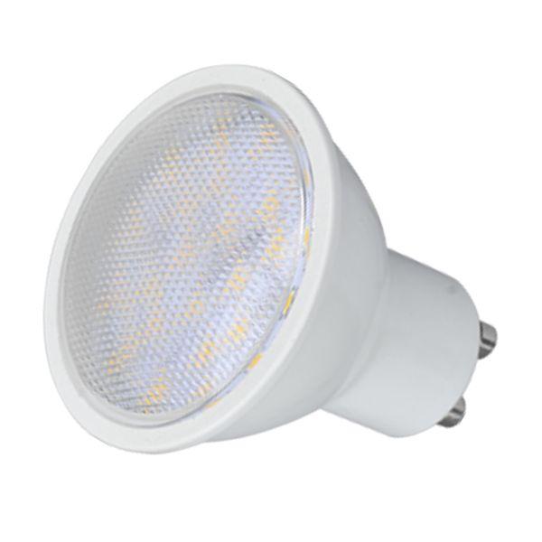 LED žárovka  GU10 7W 560lm, studená, ekvivalent 50W