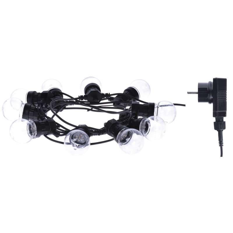 LED vánoční řetěz 2,25W vícebarevný, 5m, voděodolný