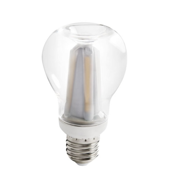 LED žárovka E27 7W 750lm teplá, ekvivalent 60W
