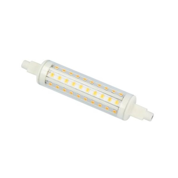 LED žárovka R7s  10W 915lm teplá, ekvivalent 70W