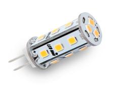 LED ��rovka G4 3W 295lm 12V tepl�, ekvivalent 26W
