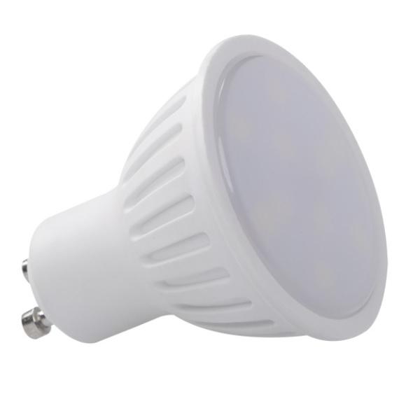 LED žárovka GU10 6W 440lm teplá, ekvivalent 40W