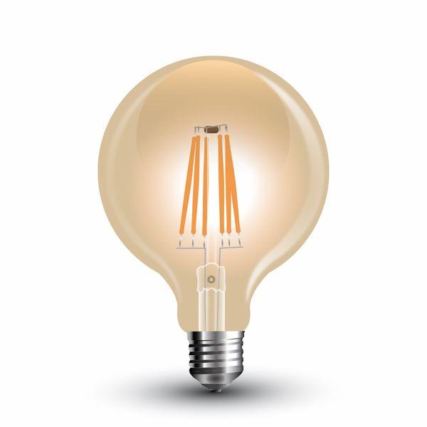 Retro LED žárovky