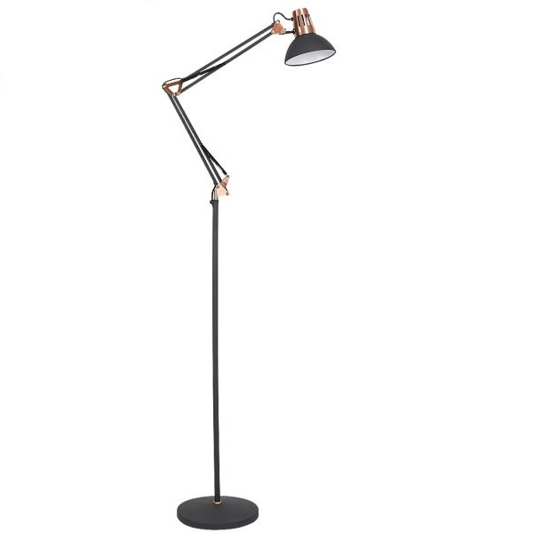 Stojací lampa Gareth 4523