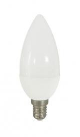 LED žárovka E14 1,5W 130lm studená, ekvivalent 20W