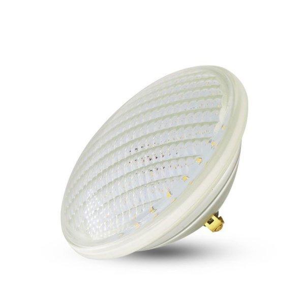 LED bazénová žárovka PAR56 12W 1200lm 12V teplá bílá, IP68, ekvivalent 83W