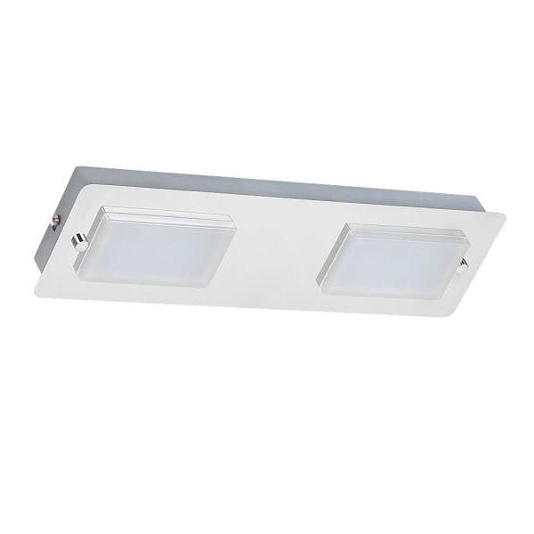 LED nástěnné svítidlo Ruben 2x 4,5W 5723