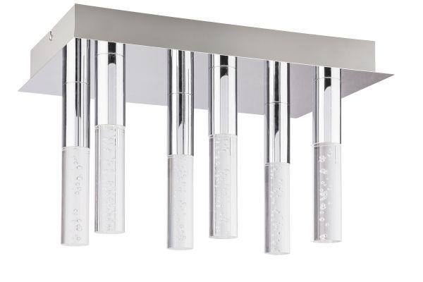 LED stropní svítidlo Rheia 6x5W