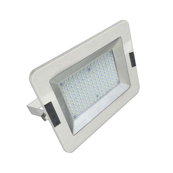 Ultratenký LED  reflektor bílý 50W 4250lm denní