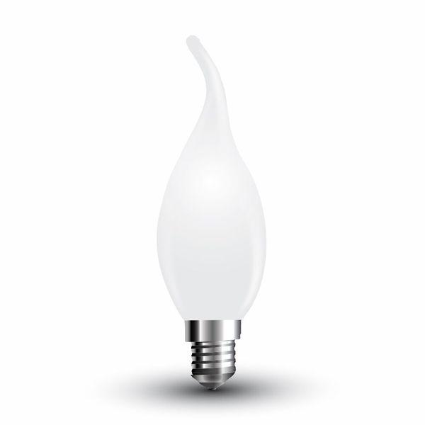 LED žárovka  E14 4W 350lm teplá, filament, ekvivalent 40W