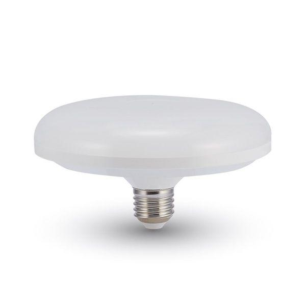 LED žárovka E27 UFO 16W 1350lm teplá, ekvivalent 90W