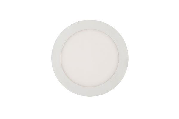 LED panel 18W 1440lm 22,5cm denní světlo, kruhový
