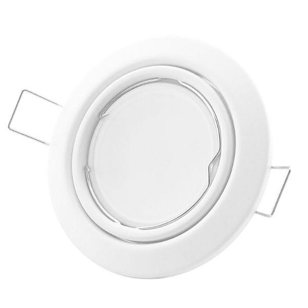 Podhledové bodové   svítidlo výklopné  bílé