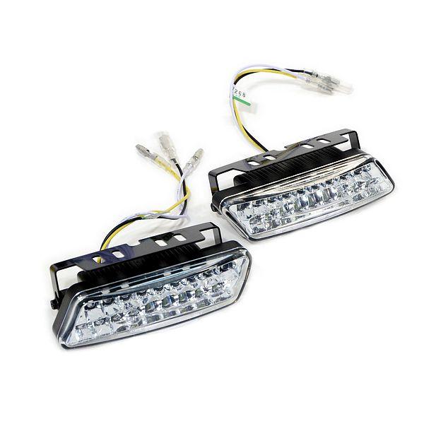 LED denní svícení homologované