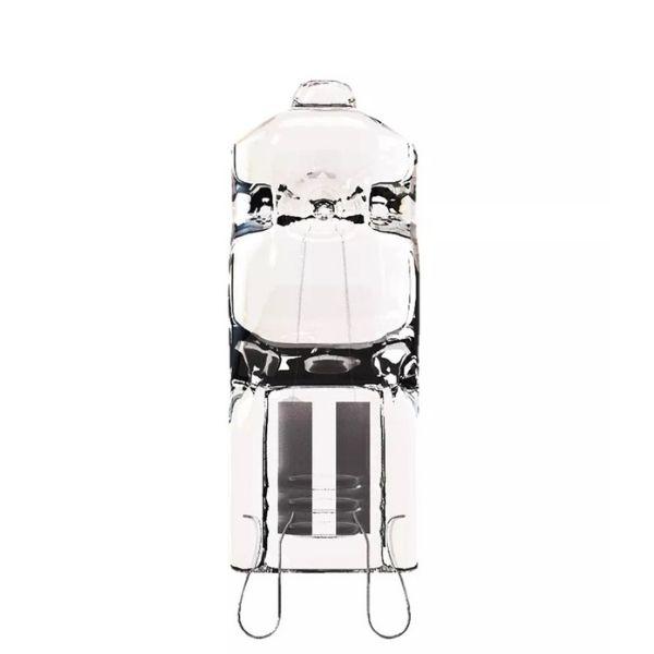 Halogenová žárovka  JC 28W G9 teplá bílá, stmívatelná - DOPRODEJ, POSLEDNÍ KUSY