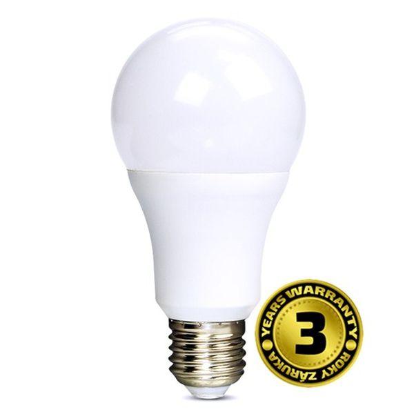 LED žárovka E27 12W 1010lm, studená, ekvivalent 72W