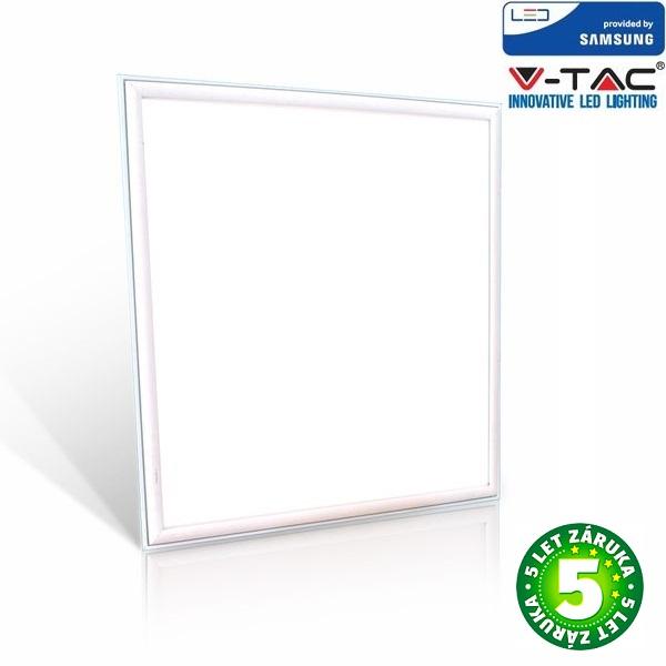 Prémiový LED panel 45W 3600lm SAMSUNG čipy 60x60cm, studené světlo