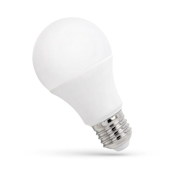 LED žárovka E27 13W 1050lm 24V, studená, ekvivalent 75W