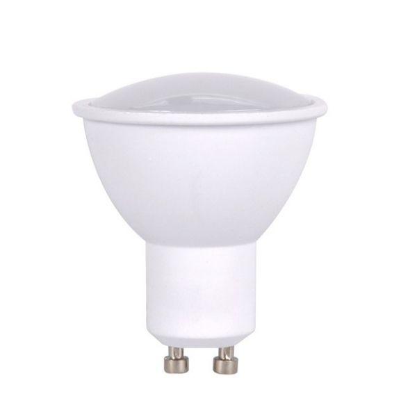 LED žárovka  GU10 3W 260lm, teplá, ekvivalent 25W