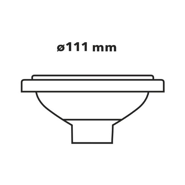 LED žárovky AR111