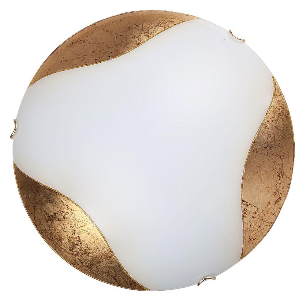 Stropní svítidlo Art gold 1925