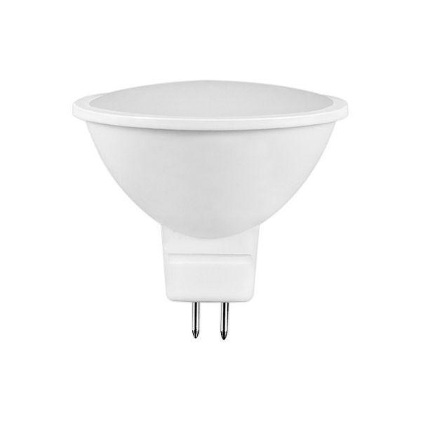 LED žárovka MR16 6W 480lm 12V teplá ekvivalent 40W