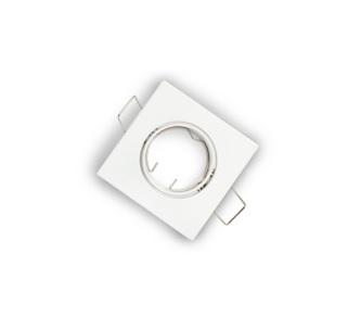 Podhledové bodové svítidlo výklopné bílé pro MR11 (3,5cm)
