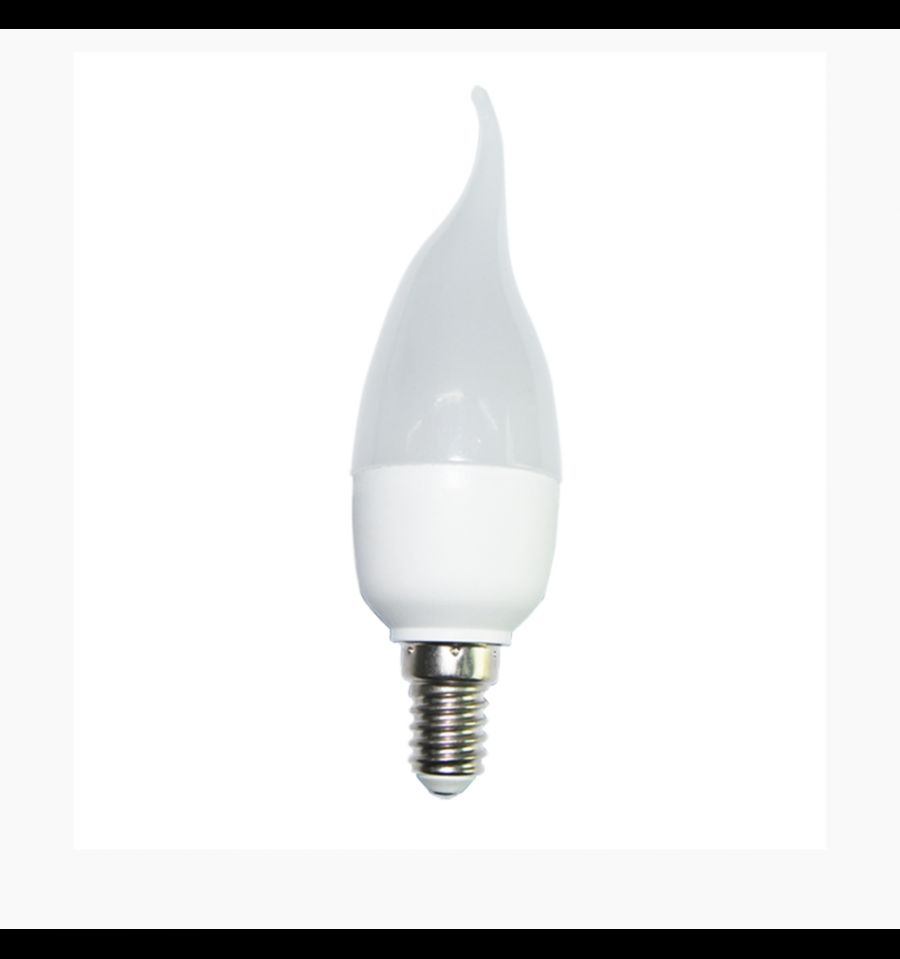 LED žárovka E14 4W 350lm teplá, ekvivalent 35W