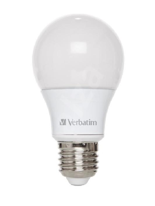 LED ��rovka Verbatim E27 9W 810lm tepl�, ekvivalent 60W (posledn� 1ks)
