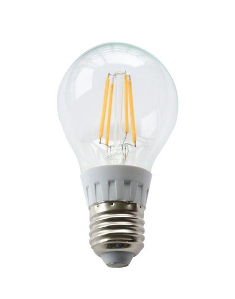 LED ��rovka E27 7W 590lm tepl�, filament, ekvivalent 47W