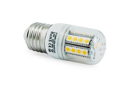 LED žárovka E27 5W 450lm teplá, ekvivalent 42W