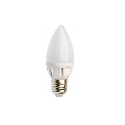LED žárovka E27 4W 310lm studená, ekvivalent 30W