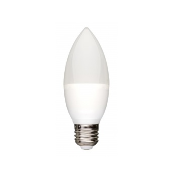 LED ��rovka E27 6W 480lm tepl�, ekvivalent 45W