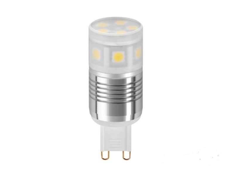 LED žárovka G9 2,2W 160lm studená, ekvivalent 17W