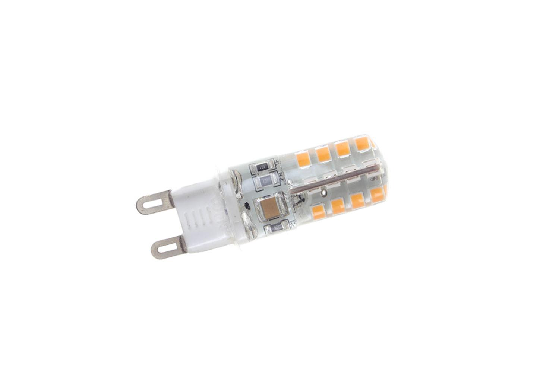 LED žárovka G9 4W 360lm studená, ekvivalent 35W - DOPRODEJ, POSLEDNÍ KUSY!