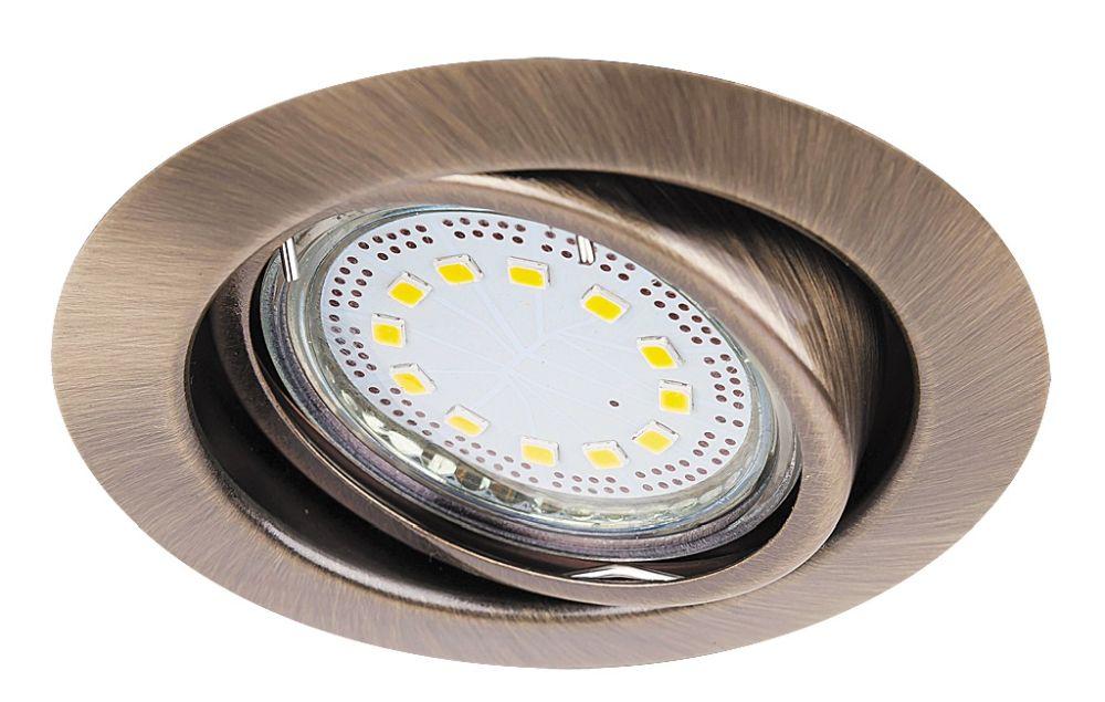 Set: Podhledové bodové svítidlo výklopné Lite 1051 3ks