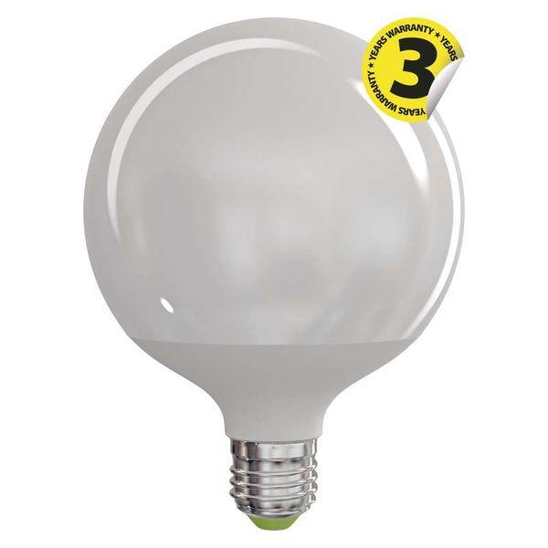 LED žárovka E27 18W 1521lm G120 denní, ekvivalent 100W