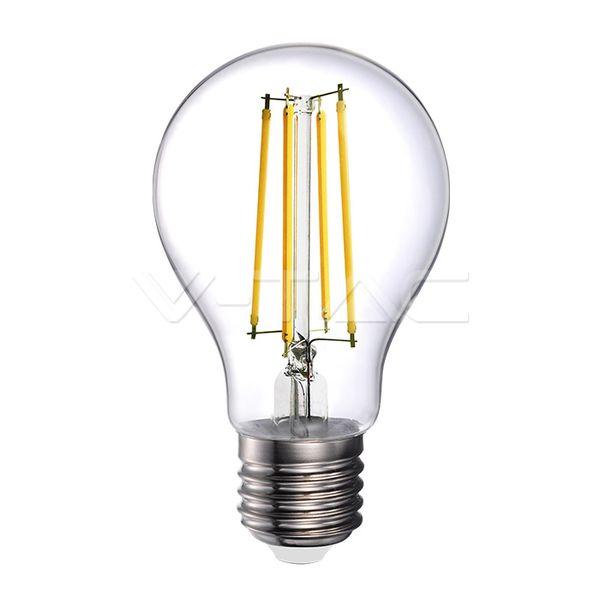 Retro LED žárovka E27 12,5W 1550lm, denní, filament, ekvivalent 100W