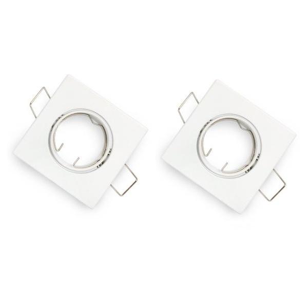 Set: Podhledové bodové svítidlo  bílá 2ks