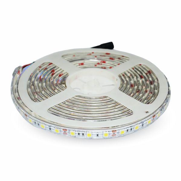 LED pásek 30x5050 smd 4,8W/m, voděodolný, denní, délka 5m