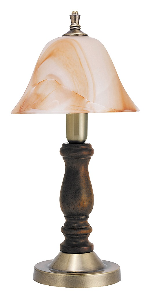 Stolní lampa Rustic 3 7092